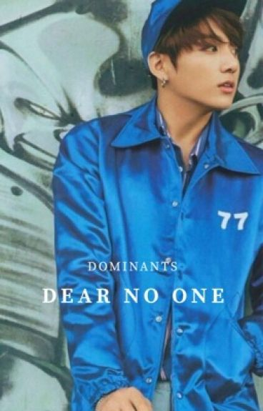 Dear No One | J.K [COMPLETED]