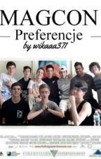 MAGCON Preferencje  by wikaaa371