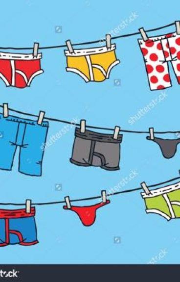 [12 chòm sao - Song Tử nữ x Bạch Dương nam] Chuyện tình chiếc quần đùi