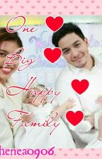 One Big Happy Family (AlDub FanFiction) by Mainedcm1995