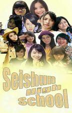 Seishun High School by Hus_Huszain