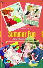 Happy Tree Friends Summer Fun! Gay Ships Ahoy! by KonekoNari