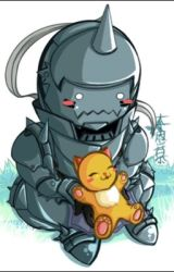 Alphonse Elric x Reader One Shot by FinnyxLivey