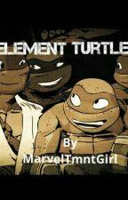 Element Turtles by MarvelTmntGirl