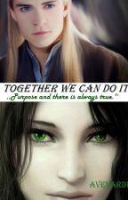 Legolas & Marenna / Zakończona  by Aveyardis