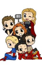 Avengers chatroom by Team_Cap