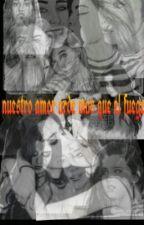 Nuestro Amor Arde Mas Que El Fuego (G!P)  by aldi777