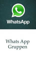 Whats App Gruppen  by Prinzessin_V