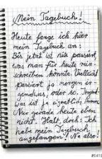 Mein Tagebuch by Korralol