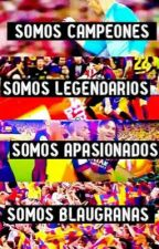 Fc Barcelona by passionblaugrana