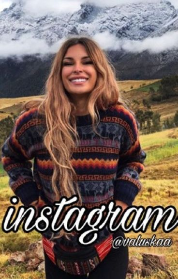 Instagram // Wesley Tucker [Completed]