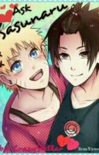 Ask Sasunaru! by CrazyStellar
