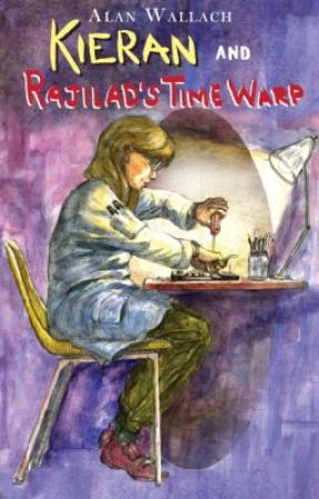 Book 3 Kieran and Rajilad's Time Warp by AlanWallach