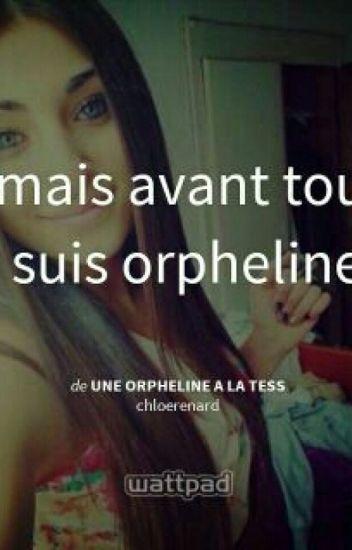 Une Orpheline A La Tess