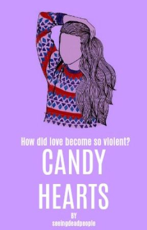 candy hearts | audrey jensen by seeingdeadpeople
