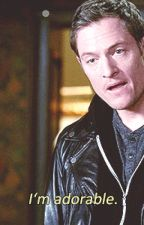 Teaching an angel how to be human (Gadreel X Reader)  by Silent_Explosion