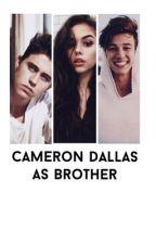 Cameron Dallas as Brother by EmmaSprangers