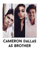 Cameron Dallas as Brother by EmmaSprangers