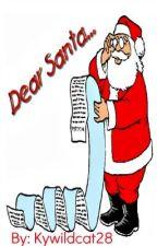 Dear Santa by kywildcat28