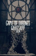 Game of Thrones Whatsapp by Lxdgxr