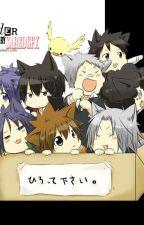El chat de la décima generación! by tsuhi1827