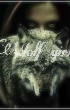 Wolf girl by KarenMarques202