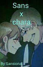 Sans X chara by Sansional