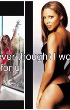 I never thought I would fall for u  by Tonibraxtononelove