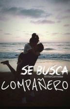 Se Busca Compañero | Álex Lange by WriterGemelier