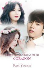Desde cuando estaras en mi Corazón #INFINITE #WooHyun by KimYousei