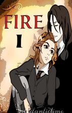 Fire. (Sevmione) by TheFanficTime
