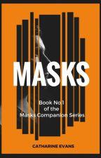 Masks by Scrappaperscribbler