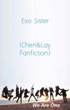 Exo Chen & Lay Sister by Maribel_15