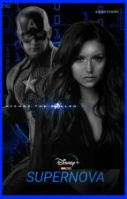 Kenna Stark [Capitan América/ Steve Rogers] by XJABSX