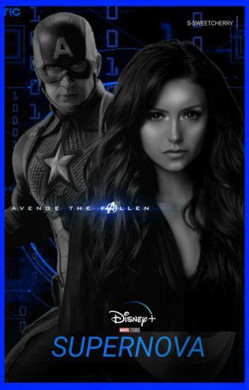 Kenna Stark [Capitan América/ Steve Rogers]