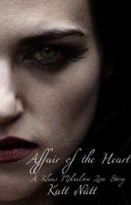 Affair of the Heart (#2 in the Forbidden Series) by Katt_Natt