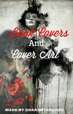 Book Covers And Cover Art by Darkstaroreo