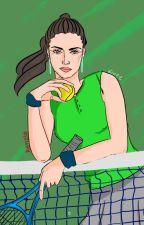 The Princess Of Tennis by ezrapowers