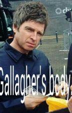 Gallagher's body by PaulisMcLennon