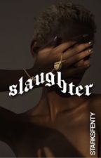 Slaughter ❦ T'Challa Udaku. by KarlTheAuthor