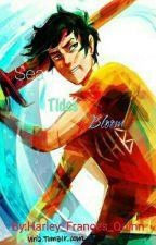 Sea Tides Bloom (Percy Jackson x Original ) by Mia_Should_Leave