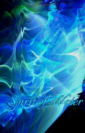 Elemental Series#2: Spirit of Water by NaomiChow2003