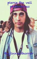 Pierce The Veil Preferences by jinxxedhorror