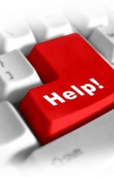 A Little Help Here? by crazybirdscanfly