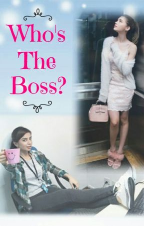 Who's the Boss? by Wayfarer_11