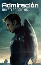 Admiración (Steve Rogers/ Capitán América) by NeverlandGirl96