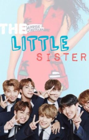 The little sister   BTS by FryWithJungCook