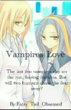 A Vampires Love (Gajevy/Nalu)  by Fairy_Tail_Obsessed
