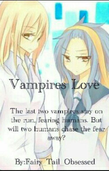 A Vampires Love (Gajevy/Nalu)