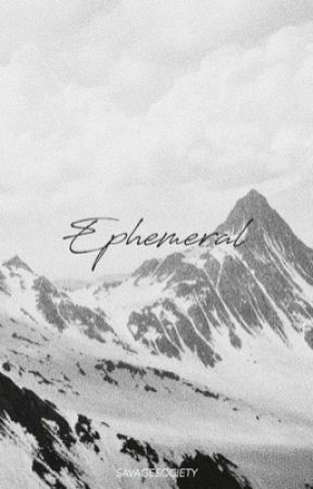 Ephemeral ☇ B. Barnes by savagesociety